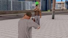 Enemy Health Indicator for GTA San Andreas