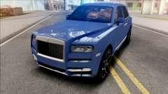 Rolls-Royce Cullinan Blue for GTA San Andreas