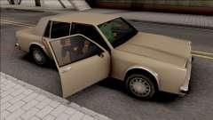 Enter as Passenger for GTA San Andreas