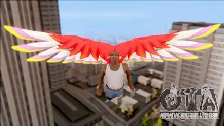 Loftwings Wings for GTA San Andreas