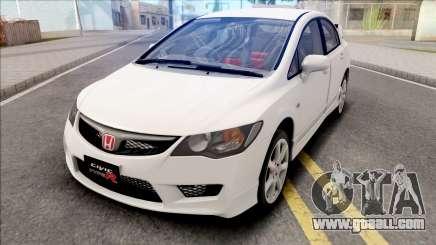 Honda Civic FD2 Type R for GTA San Andreas