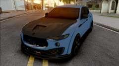 Maserati Levante Mansory for GTA San Andreas