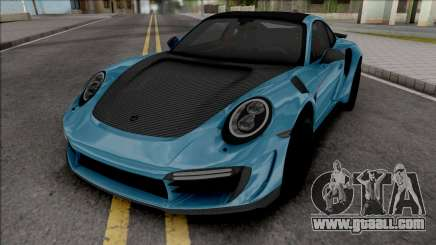Porsche 911 Stinger TopCar for GTA San Andreas