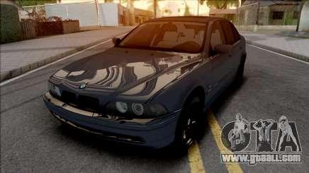 BMW 5-er E39 for GTA San Andreas