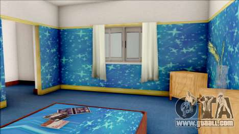 Girl House for GTA San Andreas