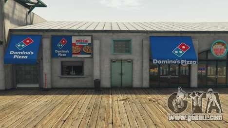 GTA 5 Dominos Pizza