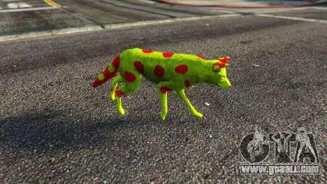 GTA 5 The Legit Radioactive Coyote