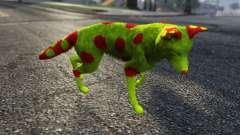 The Legit Radioactive Coyote for GTA 5