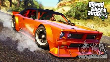 Drift Tampa Handling for GTA 5