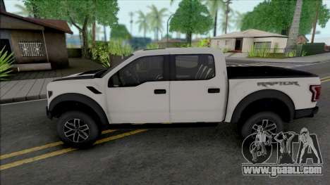 Ford F-150 Raptor 2019 Crew Cab for GTA San Andreas