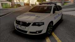 Volkswagen Passat Politia De Frontiera v2 for GTA San Andreas