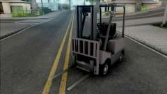 Forklift from ETS 2 for GTA San Andreas