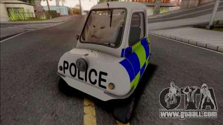 Peel P50 1962 Meme Police for GTA San Andreas