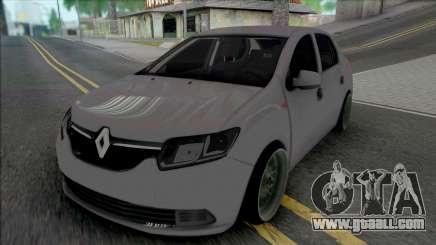 Renault Symbol Joy Tuning for GTA San Andreas