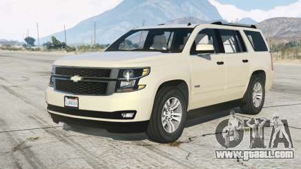 Chevrolet Tahoe 2015 add-on for GTA 5