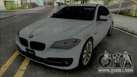 BMW 5-er F10 2015 for GTA San Andreas