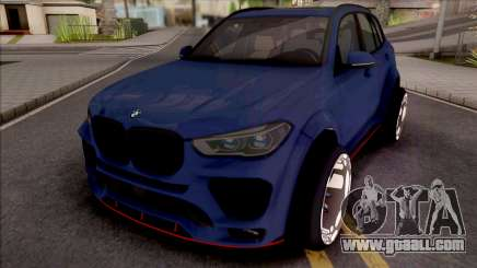 BMW X5 Tuning for GTA San Andreas