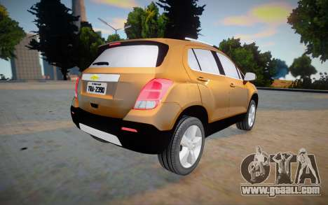 Chevrolet Tracker 2014 for GTA San Andreas