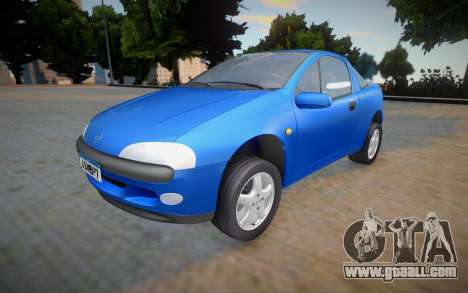 Chevrolet Tigra 1998 for GTA San Andreas