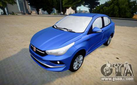 Fiat Cronos V1 for GTA San Andreas