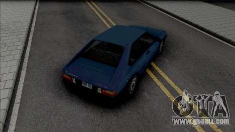 Volkswagen Passat GTS Pointer 1988 for GTA San Andreas