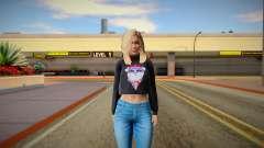 Helena v14 for GTA San Andreas
