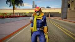 Captain Falcon (SSBU) for GTA San Andreas