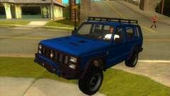 GTA V Canis Seminole Frontier for GTA San Andreas
