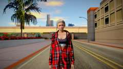 Helena Douglas v33 for GTA San Andreas