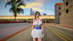 DOAXVV Sayuri Sweety Valentines Day for GTA San Andreas