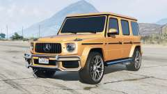 Mercedes-AMG G 63 (Br.463) 2019 for GTA 5