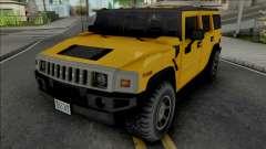 Hummer H2 2003 Improved