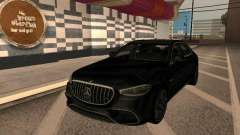 Mercedes-Benz S63 (W223) for GTA San Andreas
