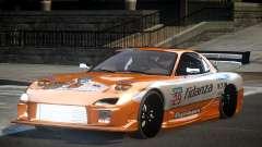 Mazda RX-7 GST G-Tuned L8 for GTA 4