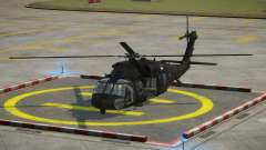 Sikorsky MH-60L for GTA 4