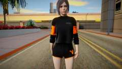 Ada Wong SportDiva for GTA San Andreas