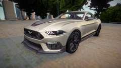 Ford Mustang 2021 for GTA San Andreas
