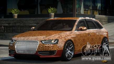 Audi RS4 BS-R PJ4 for GTA 4