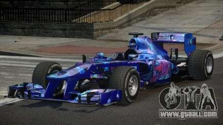 2013 Mercedes-Benz F1 W04 L1 for GTA 4