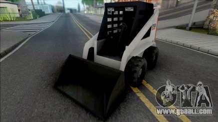 Bobcat S130 Mini Loader for GTA San Andreas