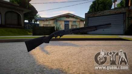 Shotgun Remington 870 for GTA San Andreas