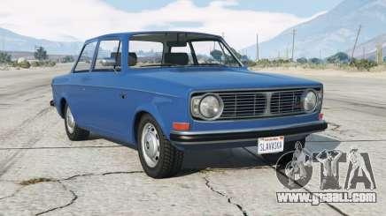 Volvo 142 1970 for GTA 5