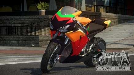 Honda Fireblade for GTA 4