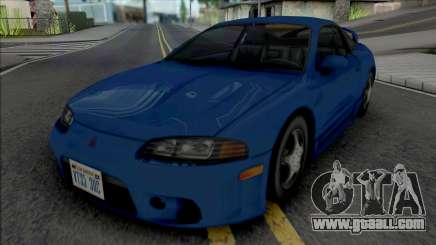 Mitsubishi Eclipse GS-T 1999 Improved for GTA San Andreas
