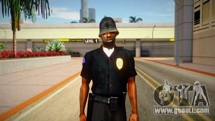 Bmyst - Police Uniform Model for GTA San Andreas
