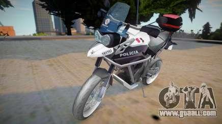 Triumph Tiger 800 - PMESP for GTA San Andreas