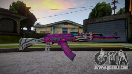 AK47 Armageddon Imperial Driver for GTA San Andreas