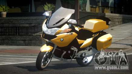BMW R1200RT Spec for GTA 4