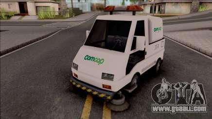 Sweeper Comcap SC for GTA San Andreas