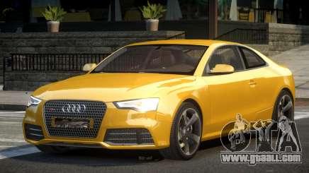 Audi RS5 GST V1.2 for GTA 4